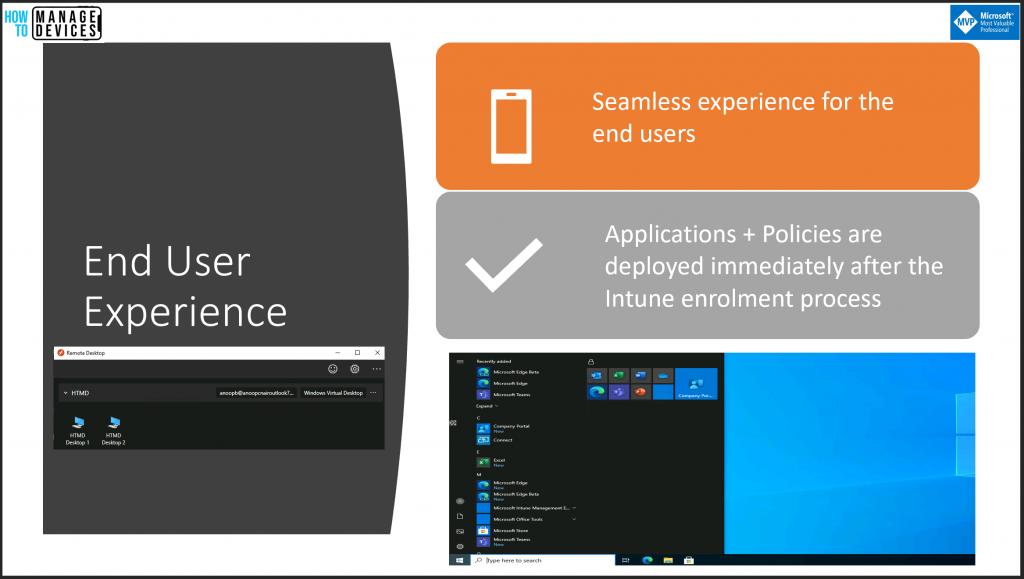 WVD Management with Intune | Windows Virtual Desktop