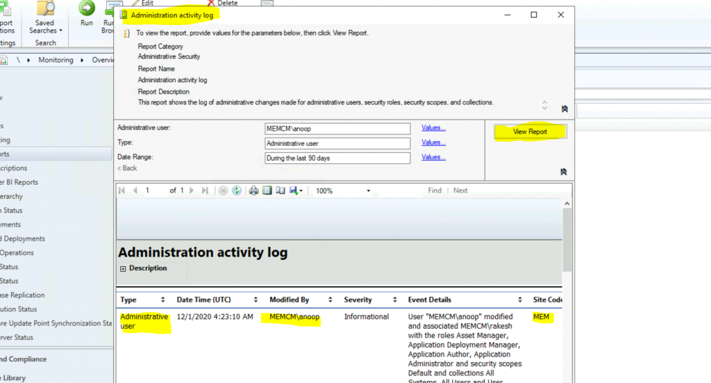 How to Launch ConfigMgr Reports   SCCM   Default Reports 2