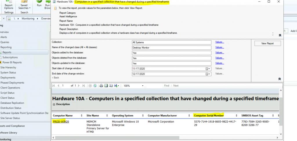 ConfigMgr Asset Intelligence Reports | SCCM