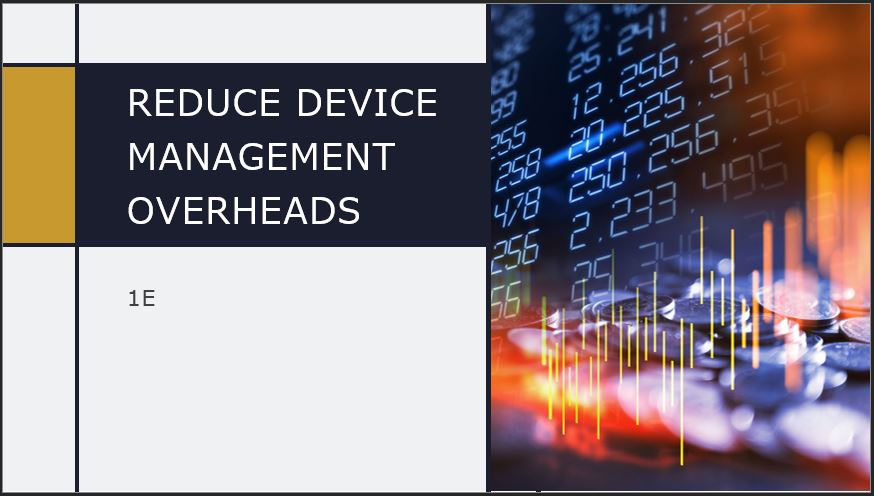 Device Management Overheads