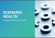 Scenario Health ConfigMgr