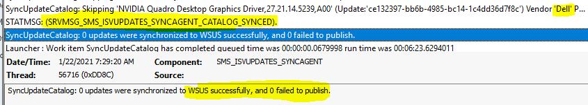 Fix ConfigMgr Third-Party Updates Last Sync Status Trust Failed | SCCM 1