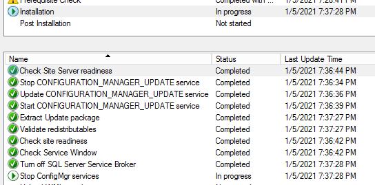 Fix ConfigMgr 2010 Upgrade Download Error | SCCM