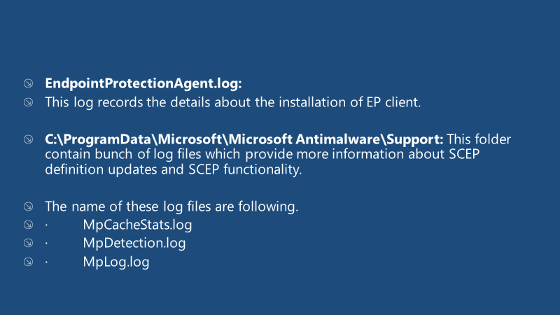 Fix SCCM SCEP Related Issues | Client Side | ConfigMgr | Defender | Configuration Manager | Endpoint Manager 17