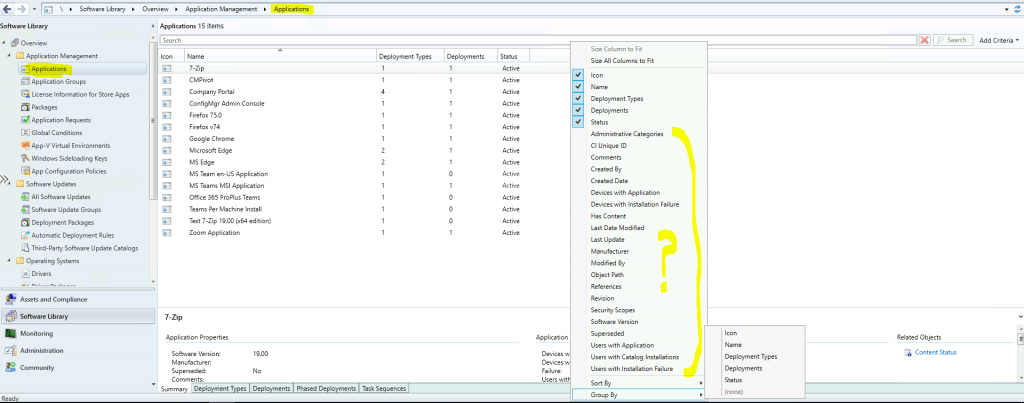 Application Size SCCM - Best way to Find Package Size from ConfigMgr Console | SCCM