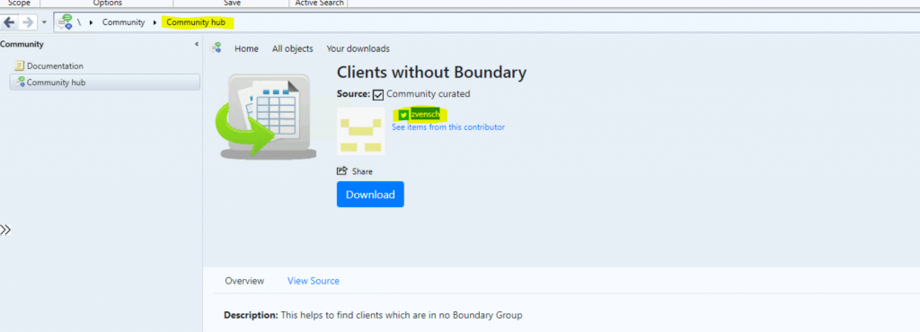 ConfigMgr CMPivot Query to Find Clients not Part of Any Boundary Groups | SCCM