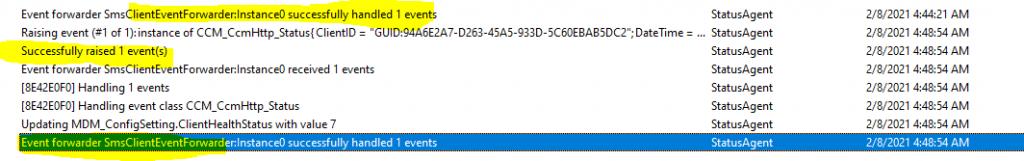 ConfigMgr Software Updates Scan Cycle Client Action   SCCM