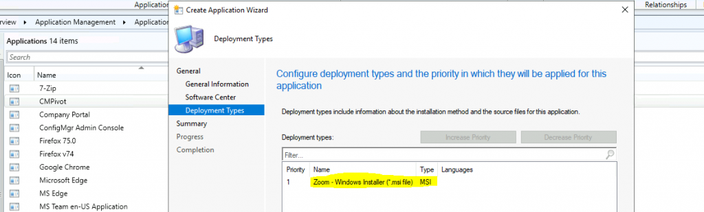 How to Deploy Zoom Application using SCCM | ConfigMgr 3