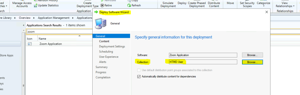 How to Deploy Zoom Application using SCCM | ConfigMgr 4