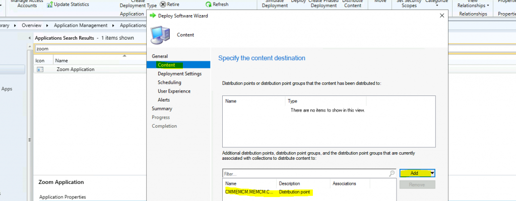 How to Deploy Zoom Application using SCCM | ConfigMgr 5