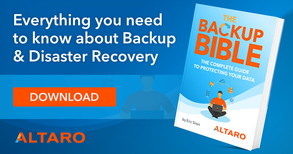Free 200 Pages eBook on Backup & Disaster Recovery | BCP