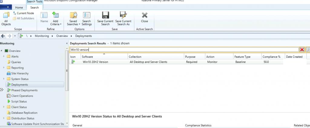 SQL Query for SCCM Configuration Baselines Results | ConfigMgr