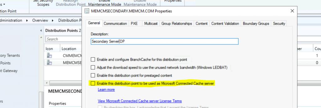 Fix Microsoft Connected Cache MCC Server Component Installation Fails  Issue | SCCM | ConfigMgr