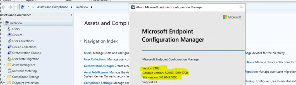 How to Upgrade SCCM Server to 2103 Version | ConfigMgr | Prerequisites 6