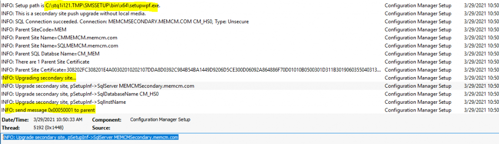 Best ConfigMgr Secondary Server Upgrade Step by Step Guide | SCCM