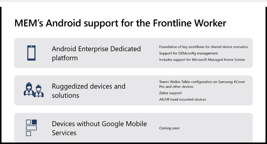 Intune Ignite 2021 March Edition Technical Videos | Endpoint Manager Content