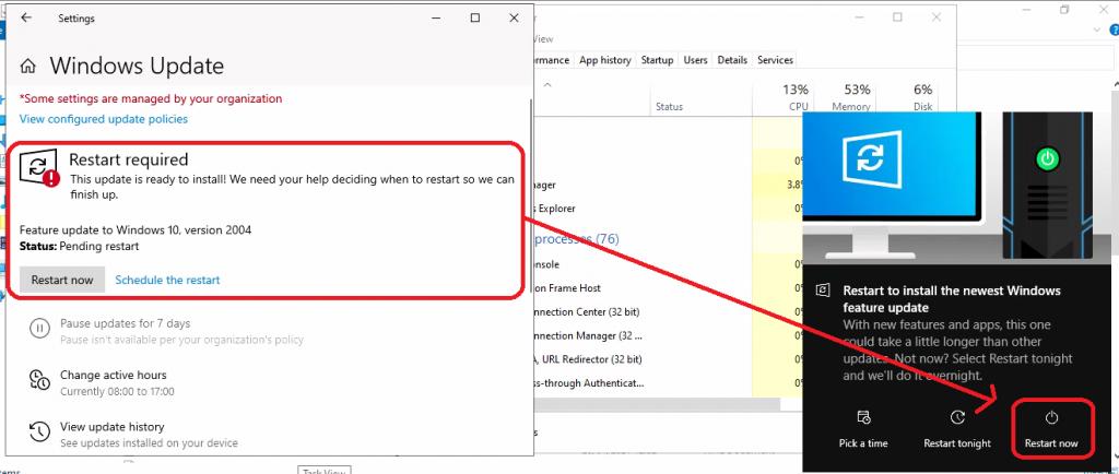 Windows 10 In-Place Upgrade Process via Setupact.log   Enable MigNeo