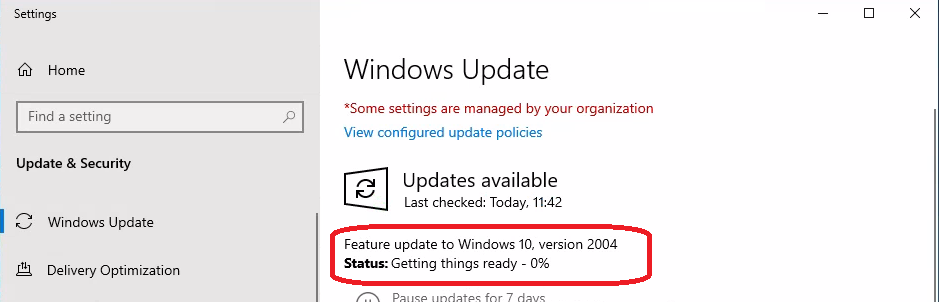 Windows 10 In-Place Upgrade Process via Setupact.log | Enable MigNeo