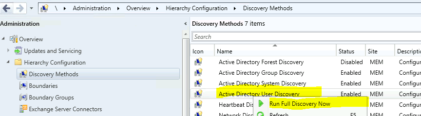 Enable SCCM Active Directory User Discovery | Exclude OU | ConfigMgr | Best Guide