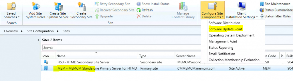 Hot Issue SCCM WSUS Sync Failed with UssInternalError SoapException Error 0x80131500 | ConfigMgr