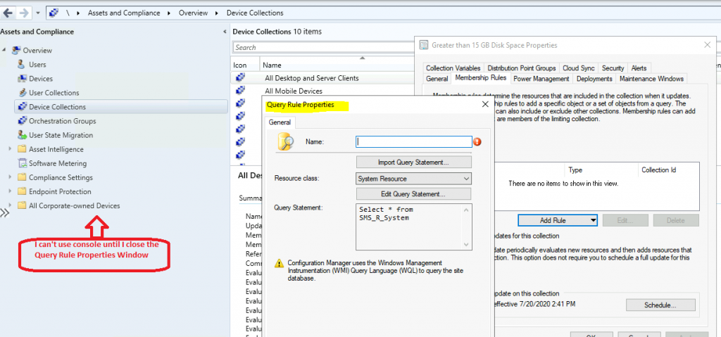 SCCM 2103 Known Issues Fixes | ConfigMgr