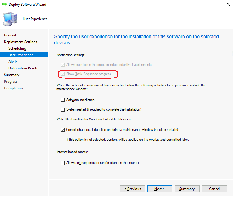 How to Troubleshoot ConfigMgr Task Sequence with Debug option | SCCM