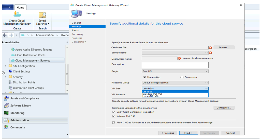 ConfigMgr 2105 Technical Preview New Features | SCCM