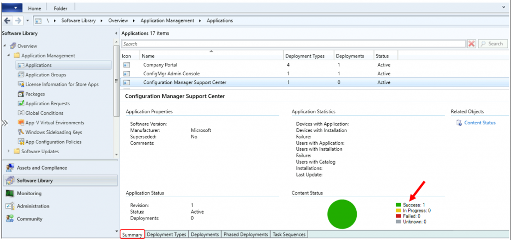 Deploy Support Center Using SCCM   Troubleshooting Tool   ConfigMgr