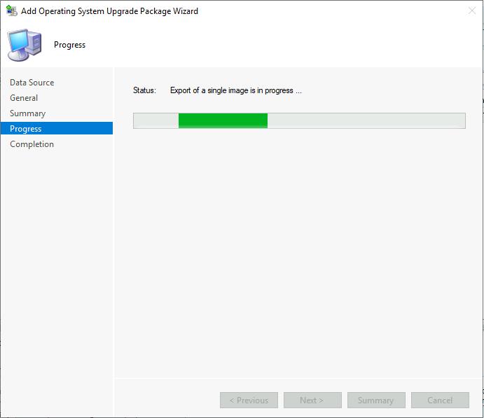 Windows 10 21H1 Upgrade Using SCCM Task Sequence | ConfigMgr