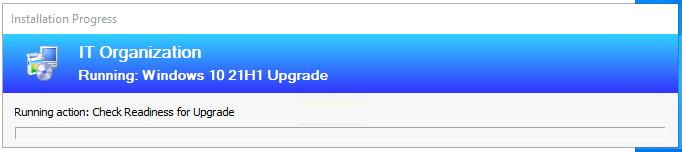 Task Sequence Progress Bar