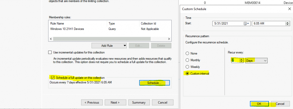 Create SCCM Windows 10 21H1 Device Collection Using WQL Query ConfigMgr | Endpoint Manager 2