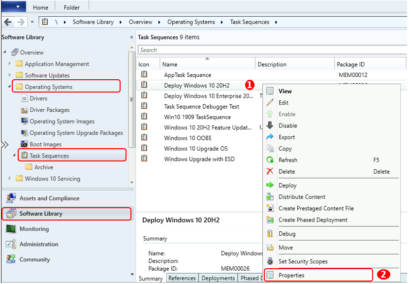 Easy Steps to Run SCCM Task Sequence with High Performance Power Plan   ConfigMgr