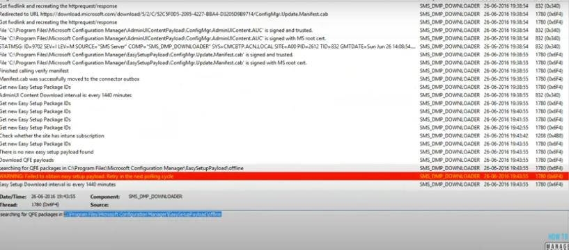 How Do I Upgrade SCCM Current Branch Server to Newest Version Configuration Manager?