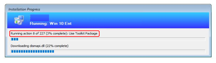 How to Improve SCCM Task Sequence Progress Bar End User Experience | ConfigMgr 3