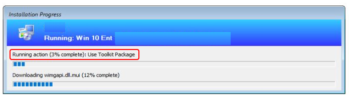 How to Improve SCCM Task Sequence Progress Bar End User Experience | ConfigMgr 4