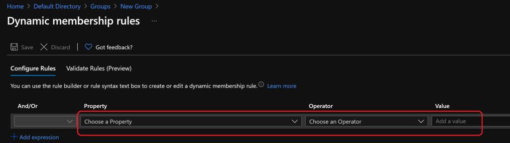 Azure AD Dynamic Device Group Using Display Name Property | Azure Virtual Desktop | VM Name 1