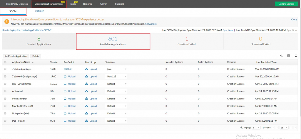 Streamline application management for SCCM and Intune with Patch Connect Plus | Endpoint Manager