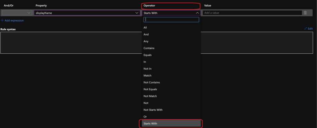 Azure AD Dynamic Device Group Using Display Name Property | Azure Virtual Desktop | VM Name 2