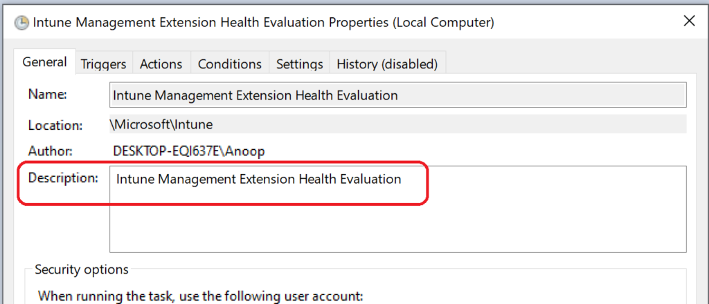 Intune Management Extension Health Evaluation | IME Health Issue | ClientHealthEval.exe | Task Scheduler
