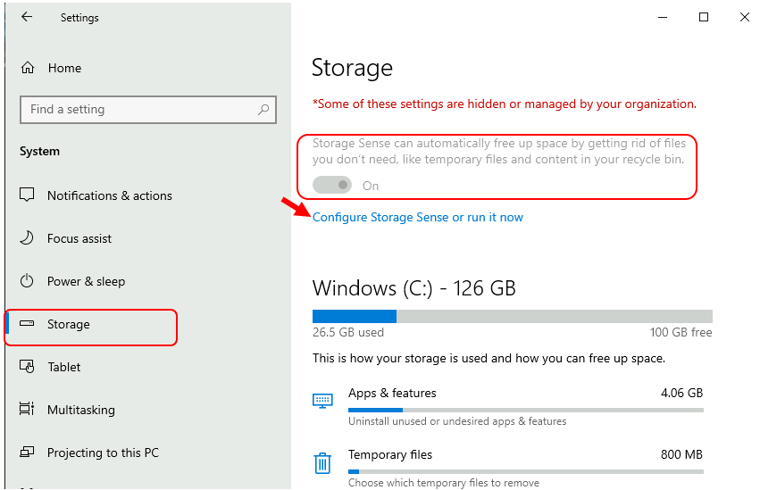 How to Configure Storage Sense in Intune   Endpoint Manager 1