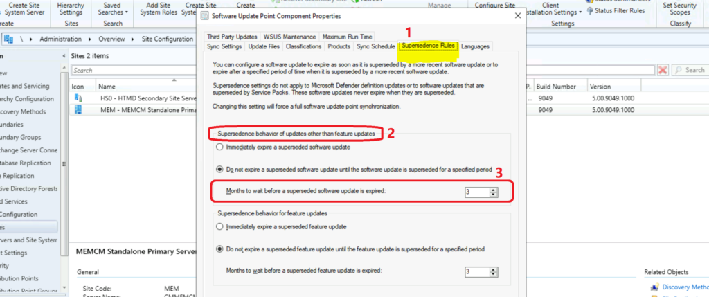 SCCM Learn How to Recover Expired Updates from Admin Console | ConfigMgr | Endpoint Manager