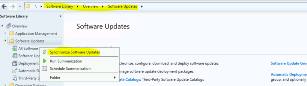 SCCM Recover Expired Updates from Admin Console | ConfigMgr | Endpoint Manager |  Best Option