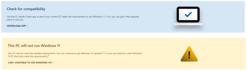 Windows 11 Minimum System Requirements   Fix This PC can't run Windows 11 Error?