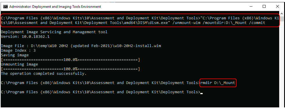 FIX SCCM Offline Servicing Error 0x80004001 Applicability check not supported