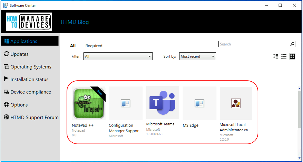 SCCM Application Deployment with Software Center Icon | ConfigMgr | Endpoint Manager