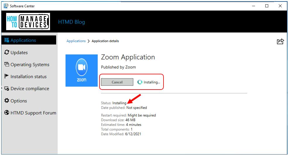 SCCM Install Behavior for Applications | ConfigMgr | Endpoint Manager