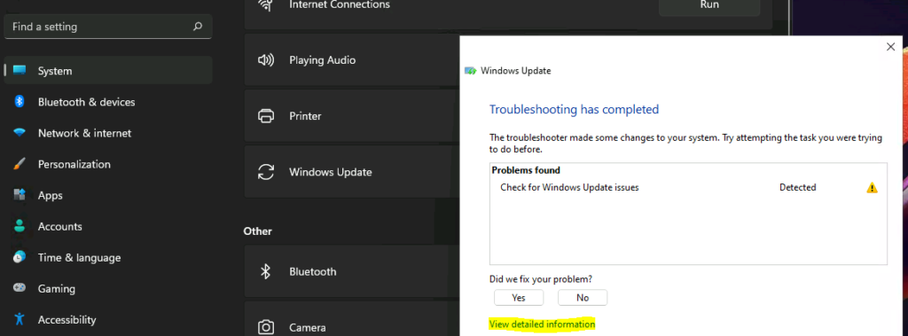 Fix: Windows Update issues for Windows 11 Errors Troubleshooting Tips