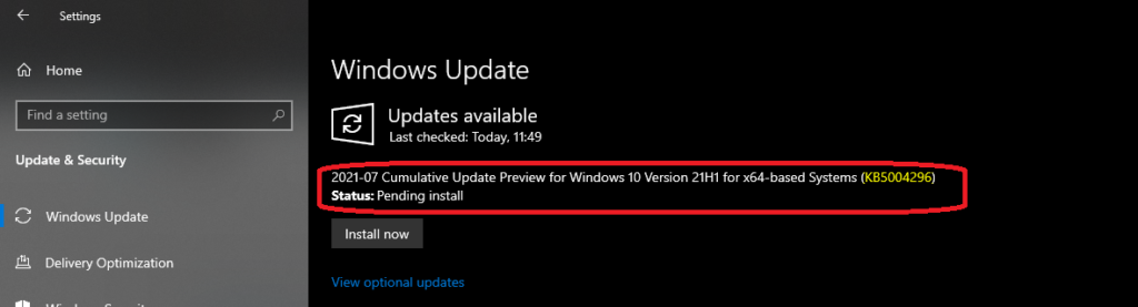 Windows 10 21h1 - Windows 10 21H2 Build is Released to Insider Channel