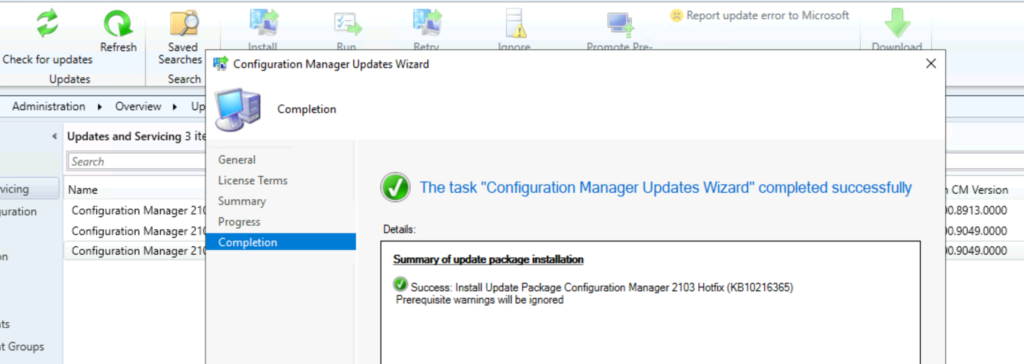 Fix: Failed to Create SQL Always On Certificate Error SCCM ConfigMgr 2103