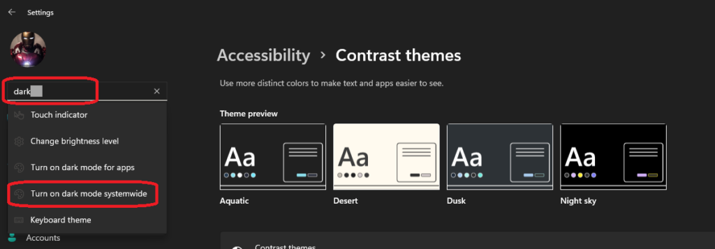 Windows 11 How to Turn On Dark Mode System Wide | Easy Method | Color Options